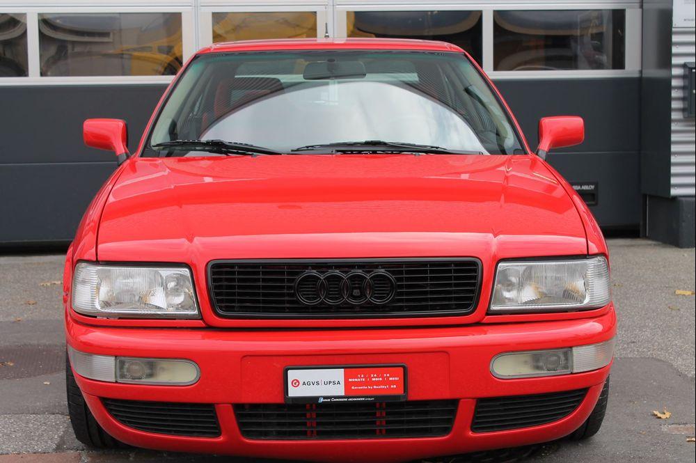Audi S2 Coupé > Sportlich robust!