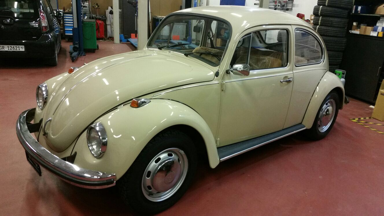 VW Käfer > unübertroffen kultig!