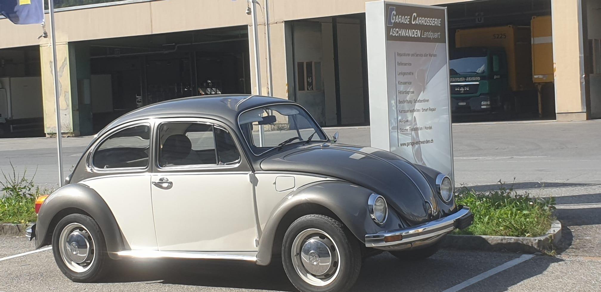 VW Käfer – praktisch ein Neuwagen