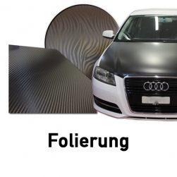 Folierung, Carwrapping
