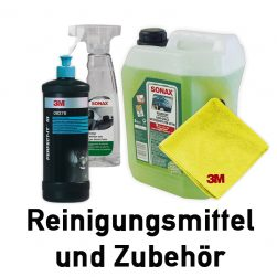 Reinigungsmittel/Zubehör