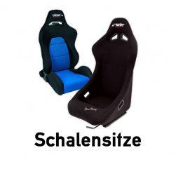 Sportsitze, Schalensitze