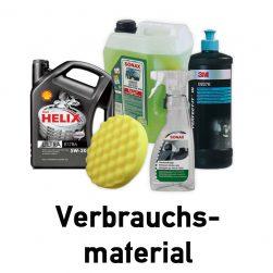 Verbrauchsmaterial und Co.